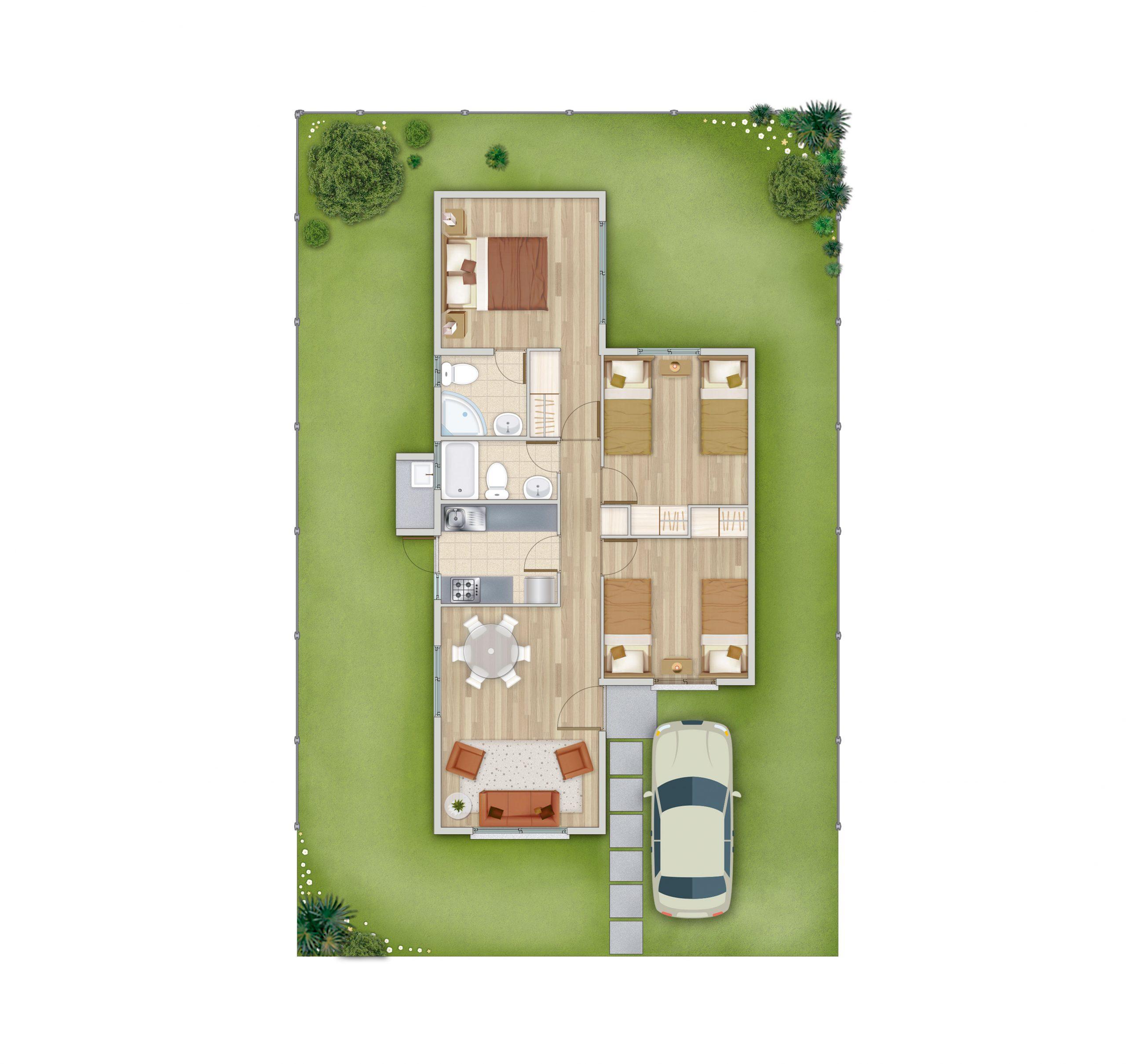 casas nogal portal san ramón